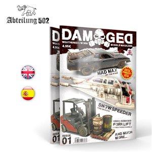 DAMAGED MAGAZINE 01