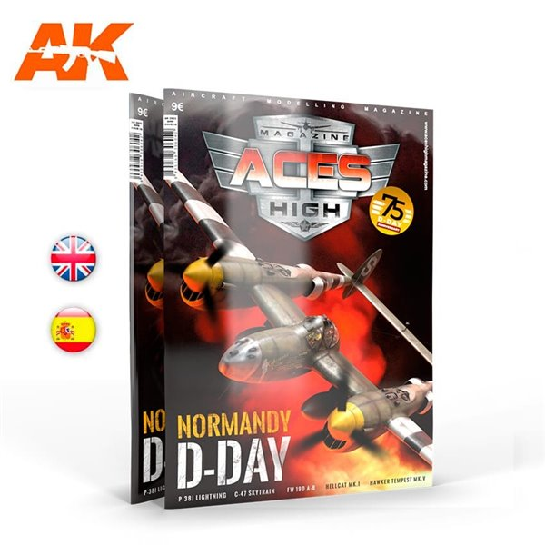 ACES HIGH 16 NORMANDY D-DAY