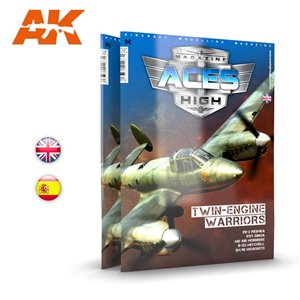 ACES HIGH 14 TWIN-ENGINE WARRIORS