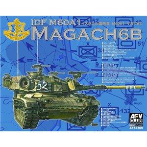 IDF M60A1 MAGACH 6 BAT