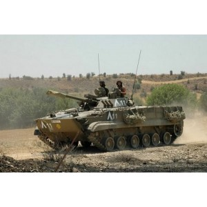 BMP-3 Cypriot National Guard 1/72