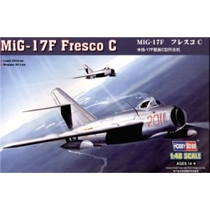 MiG-17F Fresco C