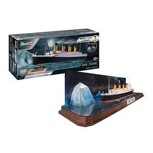 RMS Titanic + 3D Puzzle