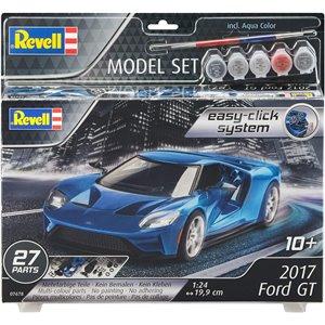 Ford GT Model Set 1/24