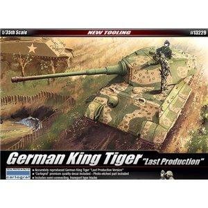 German King Tiger [Last Production]