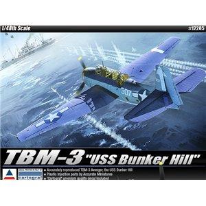 TBM-3 Avenger [USS Bunker Hill] 1/48