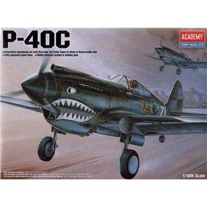 P-40C Tomahawk 1/48
