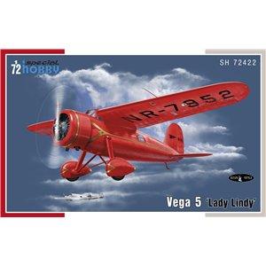Lockheed Vega 5 'Lady Lindy' 1/72