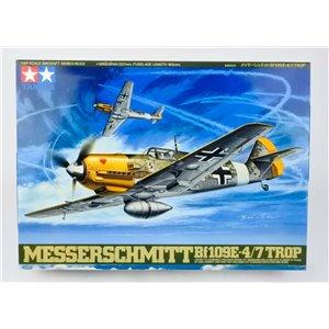 Bf-109 E-4/7 Trop 1/48