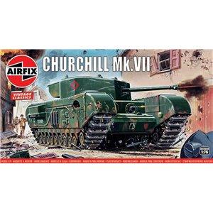 Churchill Mk.VII Vintage Classic series 1/76