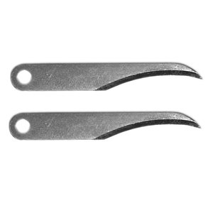 Concave Carving Edge  Blade 2pc