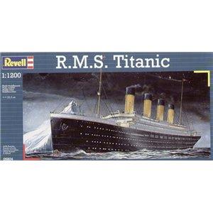 R.M.S Titanic 1/1200