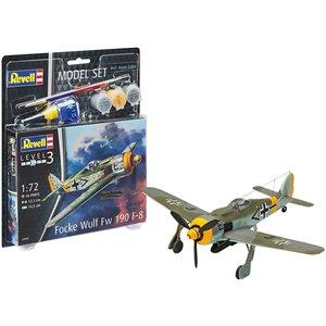 Fw-190 F-8 Model Set 1/72