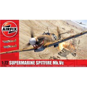 Supermarine Spitfire Mk.Vc NEW TOOL 1/72