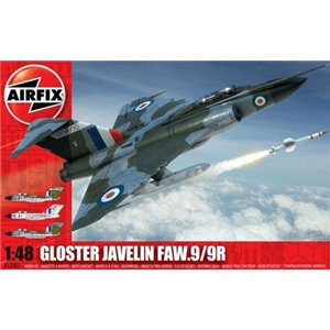 Gloster Javelin FAW.9/FAW.9R 1/48