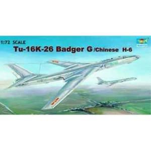 Tupolev Tu-16K-26 Badger 1/72