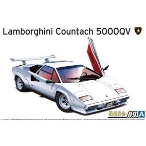 Lamborghini Countach 5000QV 1/24