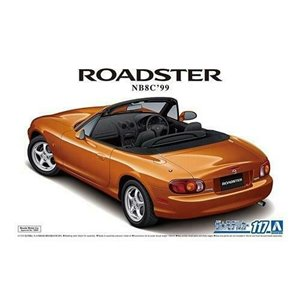 Mazda NB8C Roadster RS 1999