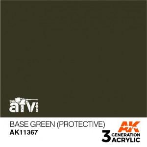 AK11367 SOVIET BASE GREEN...