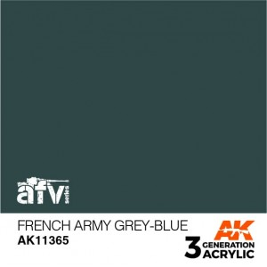 AK11365 FRENCH ARMY...