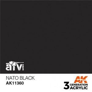 AK11360 NATO BLACK AFV