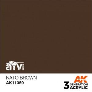 AK11359 NATO BROWN AFV