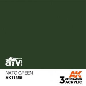 AK11358 NATO GREEN AFV