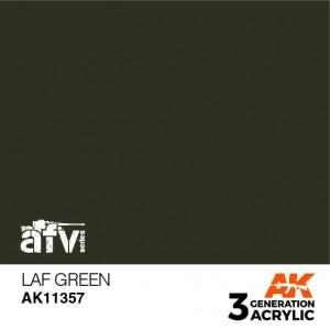 AK11357 LAF GREEN AFV