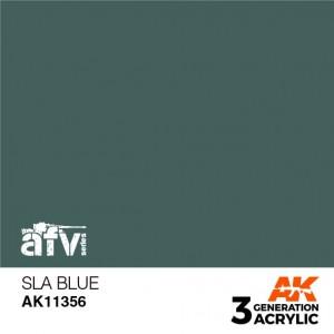 AK11356 SLA BLUE AFV