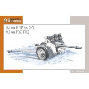 Kanon 3,7 cm KPUV vz.37M /...