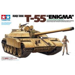 Iraqi Tank T-55 Enigma