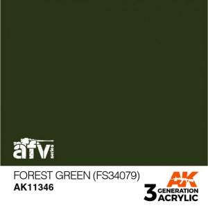 AK11346 FOREST GREEN (FS...