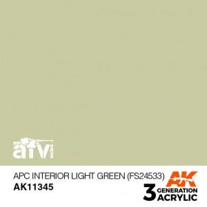 AK11345 APC INTERIOR LIGHT...