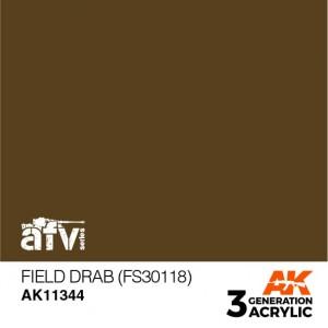 AK11344 FIELD DRAB (FS...