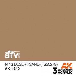 AK11340 Nº13 DESERT SAND...