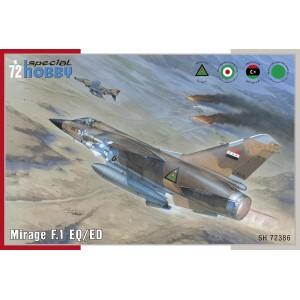 Mirage F-1 EQ/ ED