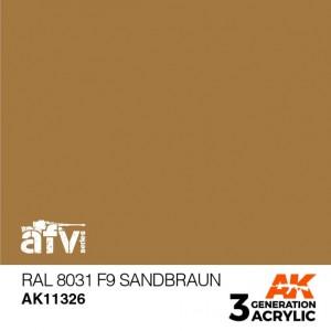 AK11326 RAL 8031 F9...