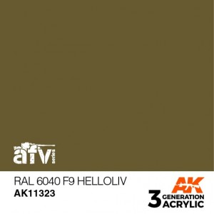 AK11323 RAL 6040 F9...