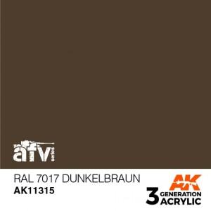 AK11315 RAL 7017...