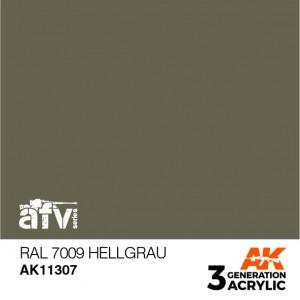 AK11307 RAL 7009 HELLGRAU AFV