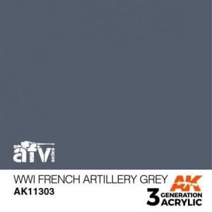 AK11303 WWI FRENCH...
