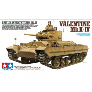British Infantry Tank...