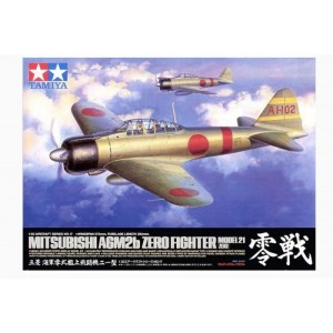 Mitsubishi A6M2b Zero...
