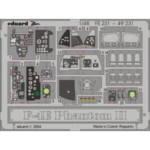 F-4E Phantom Interior 1/48