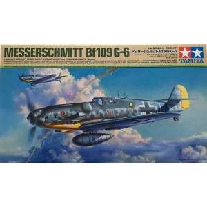 Messerschmitt Bf-109 G-6 1/48