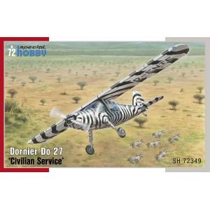 "Dornier Do-27 ""Civilian..."