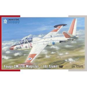Fouga CM.170 Magister/ IAI...