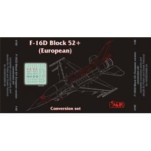 F-16 C/D Block 52+...