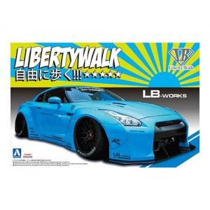 LIBERTYWALK Nissan LB Works...