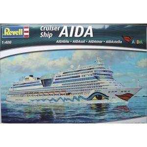 Cruise Ship AIDA 1/400